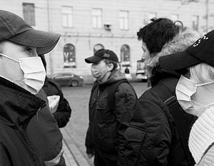 На юге России основной удар свиного гриппа приняла на себя Волгоградская область
