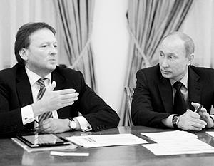 Борис Титов уже возглавлял либеральную политическую партию, а последние четыре года работает с Путиным