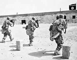По данным российских властей, боевики «халифата» до сих пор используют Панкисское ущелье для своих упражнений