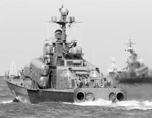 Украинская разведка привела очень сомнительные данные об активности России в Азовском море