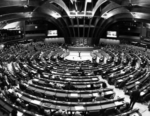 Киевская трактовка резолюции ПАСЕ сильно расходится с реальностью
