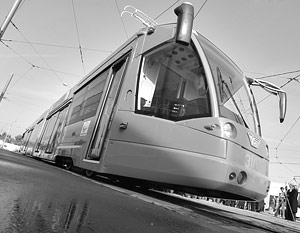 Власти Москвы планируют запустить скоростной трамвай