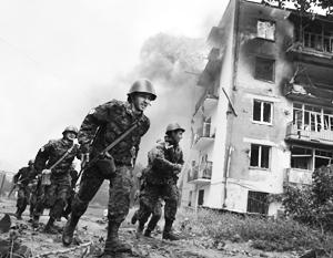 В Южной Осетии, как считают в МУС, могли быть совершены и военные преступления, и преступления против человечности