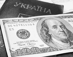 Минфин Украины посчитал, сколько Запад должен Киеву в 2016-м