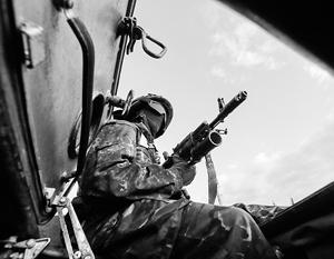 Украинские военные уже принимали участие в боевых действиях в Ираке и Афганистане