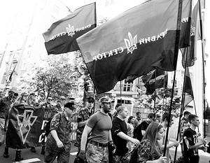 Украинская военная прокуратура вдруг разглядела в «Правом секторе» незаконное вооруженное формирование