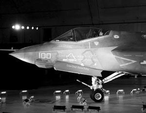 Минобороны США все еще не может определить целесообразность применения F-35