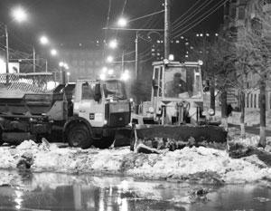 Зима оказалась сюрпризом для коммунальщиков Ижевска
