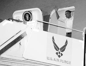 Президентский самолет – один из самых заметных символов США