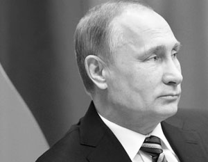 По словам Путина, никакой другой национальной идеи придумывать и не надо