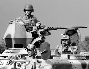 Есть все основания предполагать, что турецкая армия ведет подготовку к наступательным операциям в приграничных районах Сирии