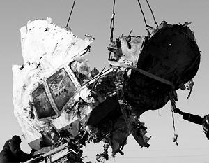 Расследование авиакатастрофы над Донецкой областью все больше заходит в тупик