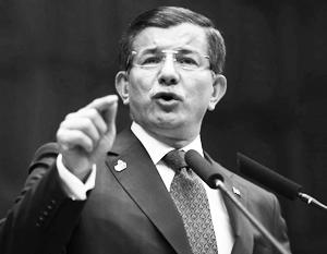 «Мы вернем наш исторический долг», – пообещал Давутоглу