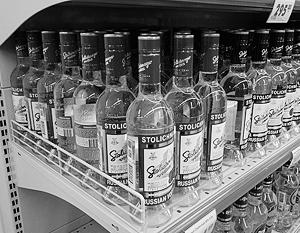 Правительство всерьез задумалось о снижении акцизов на крепкий алкоголь