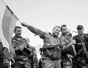 Эхо российских успехов в Сирии разносится по всему Ближнему Востоку