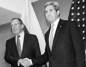 Сергей Лавров и Джон Керри в Мюнхене объявили о решении добиться перемирия в Сирии за неделю