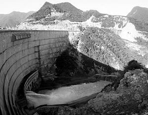 40% выработанной на Ингурской ГЭС электроэнергии потребляет Абхазия, 60% – Грузия