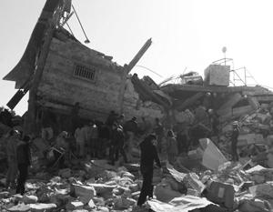 «Врачи без границ», работающие в Сирии, в отличие от западных и турецких политиков, не спешат называть виновных в инциденте, унесшем жизни как минимум 7 медиков