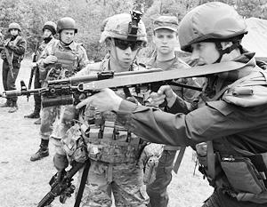 Украина не готова к вступлению в НАТО