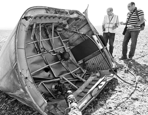 Катастрофа А-321 стала крупнейшей в истории российской авиации