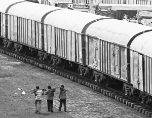 Проект железнодорожных перевозок между Россией, Ираном и Индией существует с начала 2000-х