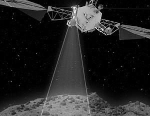 Астероиды могут быть интересны металлургам