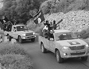 Боевикам ИГ, укрепляющим свои позиции в Ливии, не грозят американские авиаудары