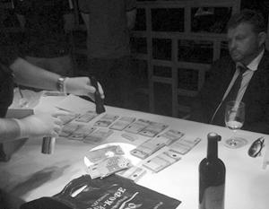 Ужин в московском ресторане закончился для Никиты Белых задержанием