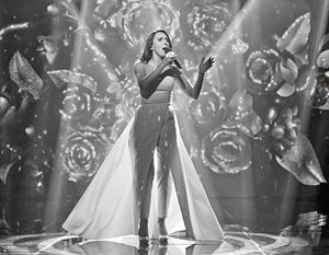 32-летняя Сусана Джамаладинова победила в финале национального отбора с песней «1944»