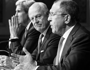 В США готовят меры давления на Москву в случае срыва переговоров по Сирии