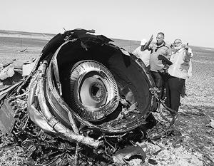 Президент Египта признал крушение российского А321 терактом