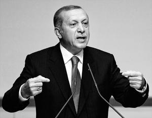 Эрдоган не имеет возможности защищать турецкие интересы в Сирии