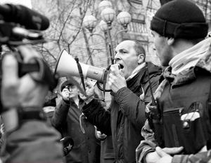 Два года назад на Майдане Андрей Парубий согревался надеждой на поддержку США, теперь же он ощутил «охлаждение»