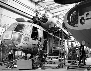 РФ планировала создать в Турции несколько сервисных центров для ремонта вертолетов Ми-17