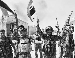 Соглашение не затрагивает террористические группировки, война против них продолжится