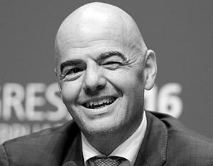 Инфантино проделал громадную подготовительную работу перед выборами главы ФИФА