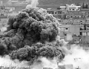 Москва настаивает на перекрытии границы Сирии и Турции