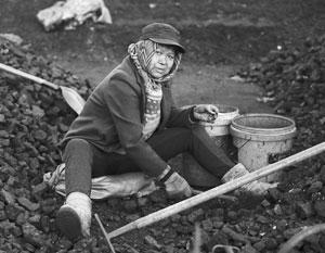 В угольной промышленности КНР работы лишатся 1,3 млн человек