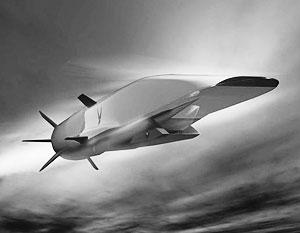 Перспективный американский гиперзвуковой аппарат X-51