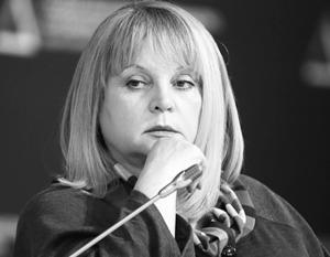 Именно Эллу Памфилову эксперты видят самым вероятным кандидатом на должность главы ЦИК