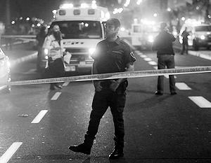 Израильские полицейские быстро нейтрализовали преступника
