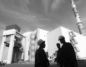 Украинские специалисты, оказывается, уже работают на Бушерской АЭС в Иране, но просто по найму у Росатома