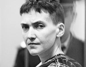 По словам Надежды Савченко, ей безразлично, как выполнять свой долг перед украинцами – «на поле боя или президентом»