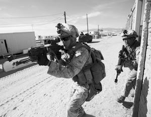 «Надо быть готовыми к войне», - подчеркнул Джордж Фридман