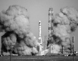 «Протон-М» доставит к Марсу новую научную станцию