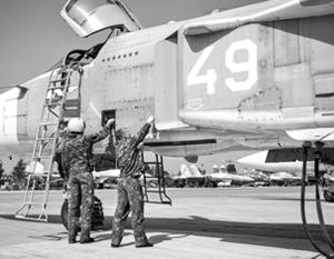 Российские военные летчики выполнили поставленные задачи и покидают Сирию