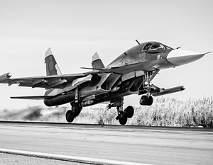 Срыв перемирия в Сирии может означать возвращение авиа группировки России 95