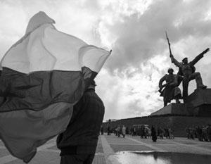 Крым стал началом «Русской весны»