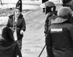 Ликвидировать самовольные врезки в газовую трубу под Тулой удалось только с помощью полиции и внутренних войск