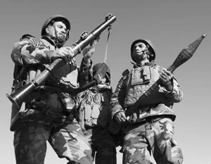Российское оружие поможет пешмерга сдерживать агрессию ИГ и Турции